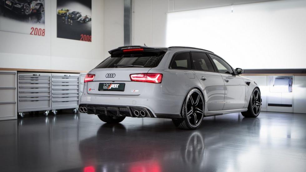Audi RS6 ABT trasera