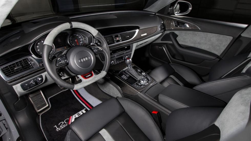 habitáculo Audi RS6 ABT