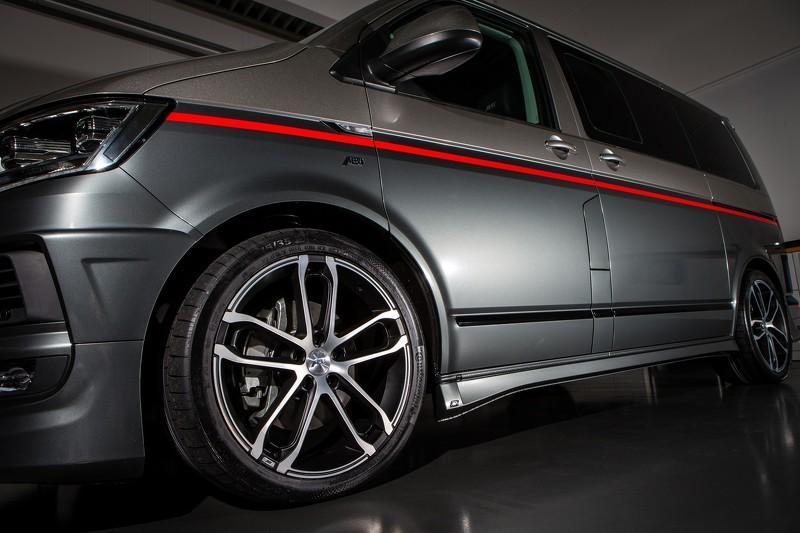 VW T6 by ABT tres cuartos delanteros