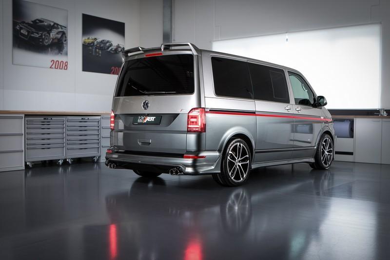 VW T6 by ABT tres cuartos traseros