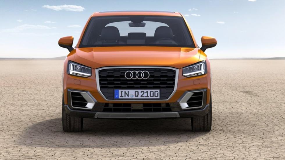 Audi Q2 2016