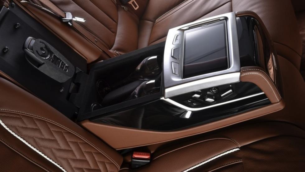 BMW 750Li xDrive Solitaire copas