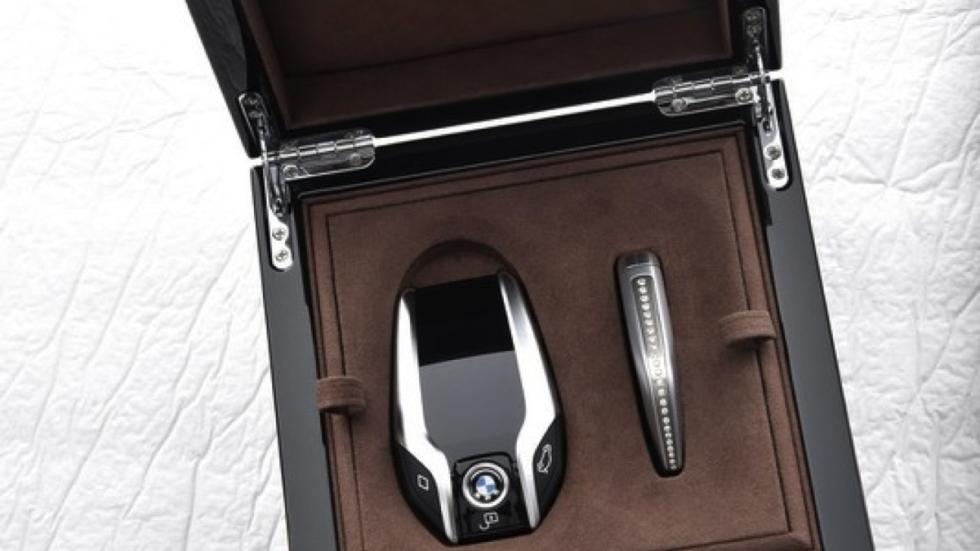 BMW 750Li xDrive Solitaire llave