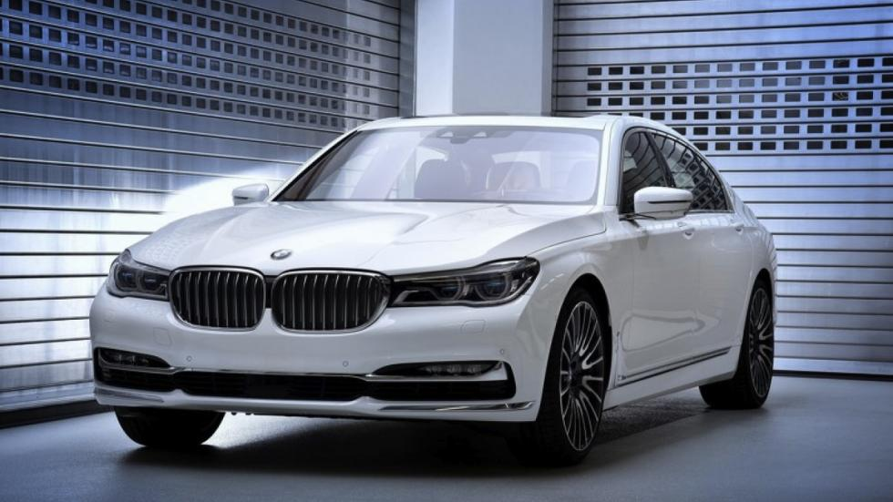 BMW 750Li xDrive Solitaire frontal