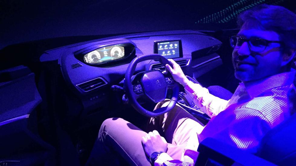 nuevo peugeot 3008 2016 puesto conducción