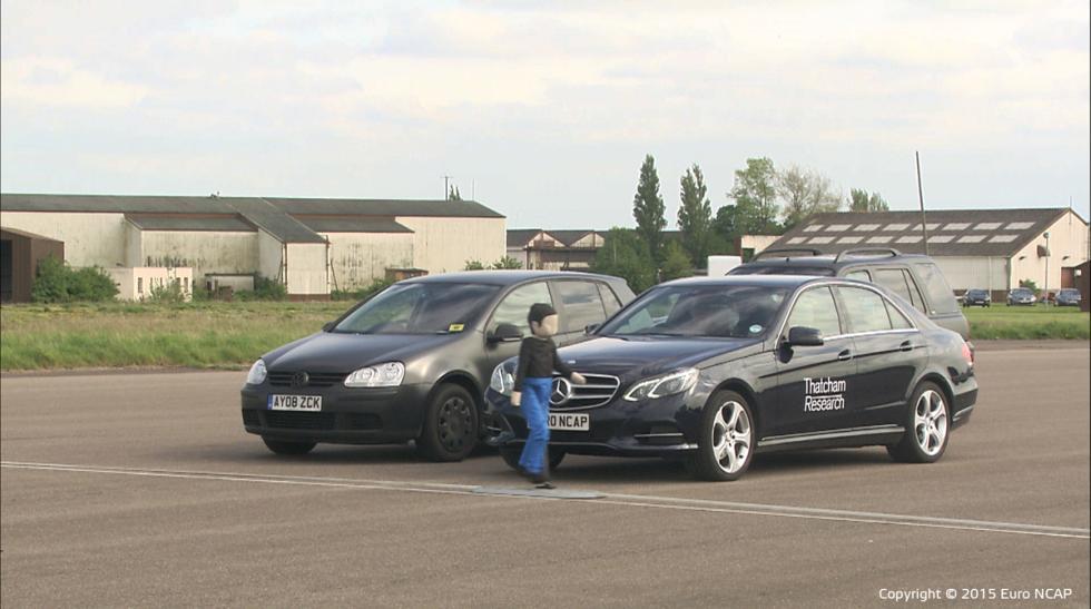 cinco vehiculos testados euro ncap