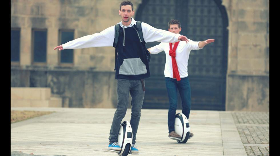 monociclo electrico fastwheel movilidad