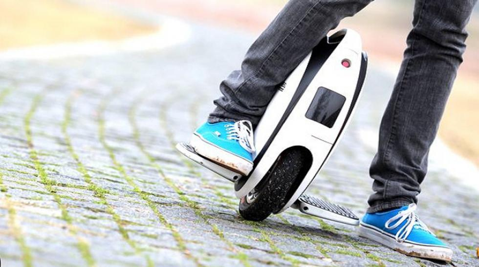 monociclo electrico velocidad 18km/h