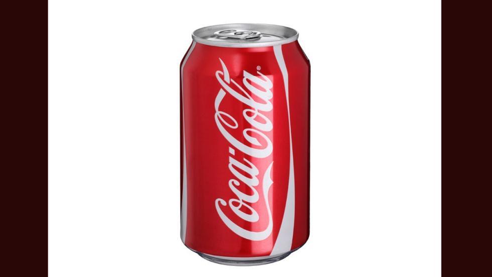 cuantas calorías tiene una lata cocacola