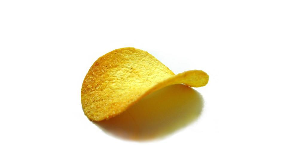 calorías de una patata frita