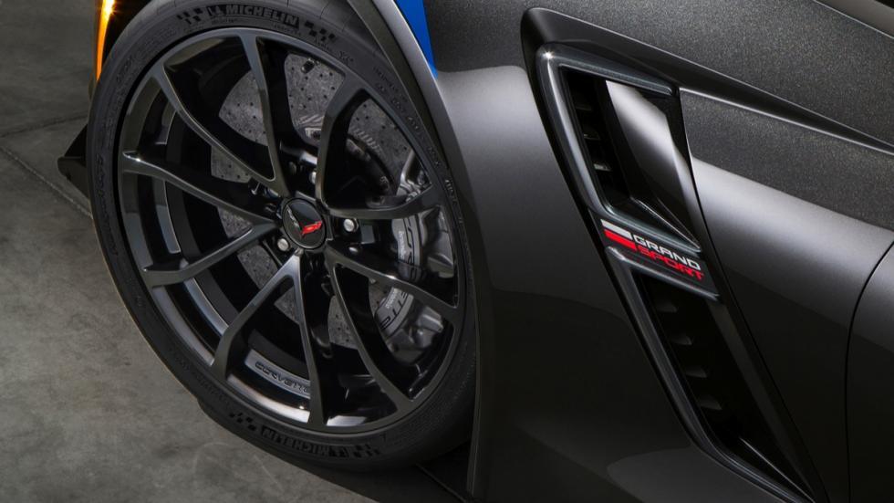 Chevrolet Corvette Grand Sport Coupé 2017 rueda