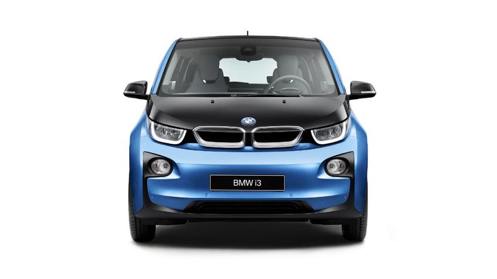 BMW i3 2017 morro
