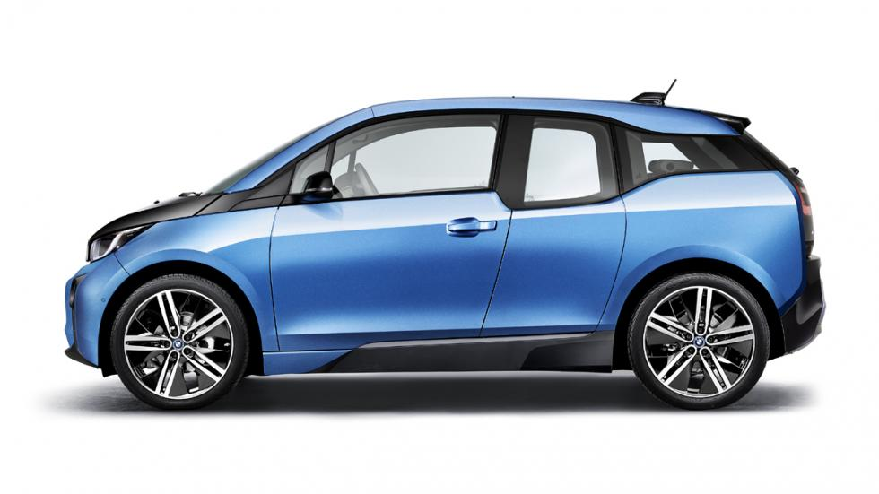 BMW i3 2017 perfil