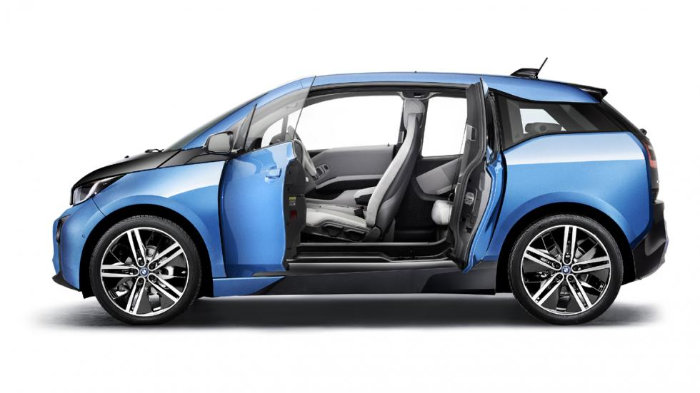 BMW i3 2017 lateral