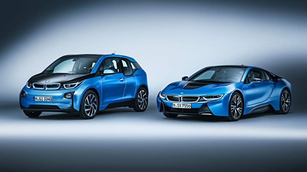 BMW i3 2017 gama BMW i