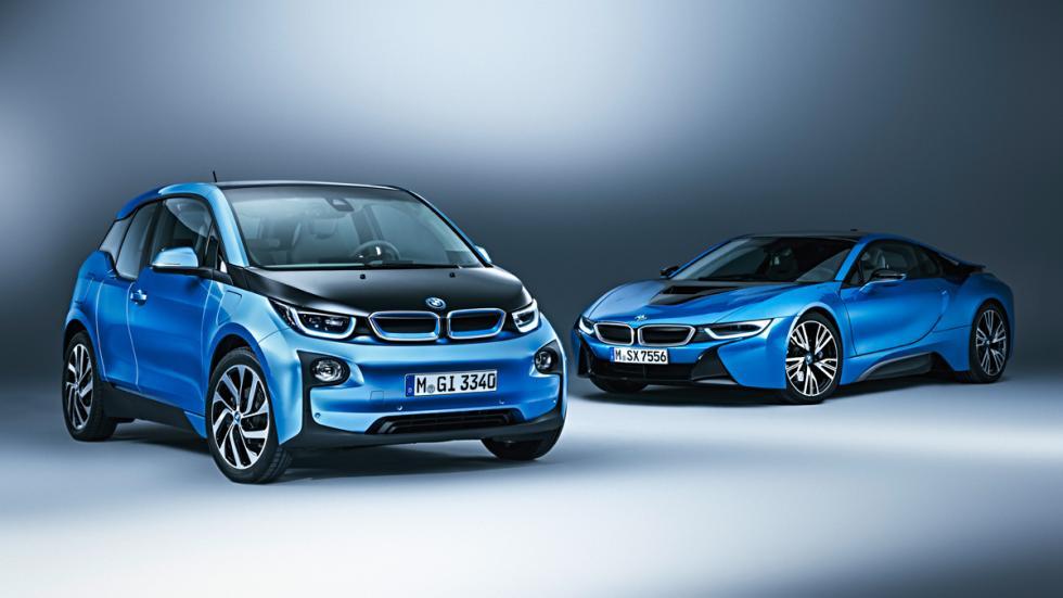 BMW i3 2017 BMW i8