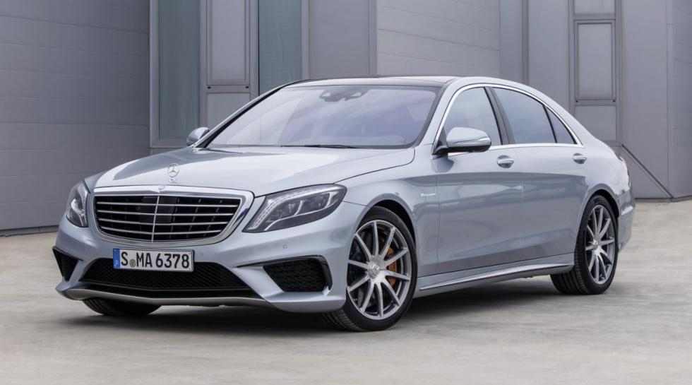 Mercedes Clase S 65 AMG