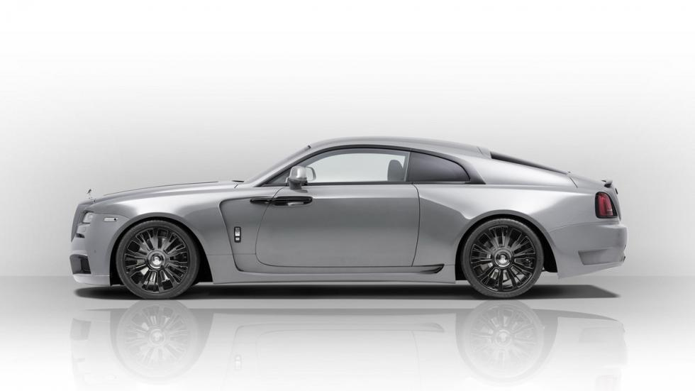 Rolls-Royce Wraith Overdose lateral