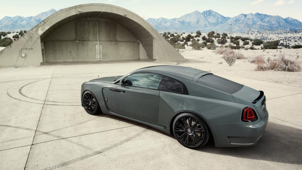 Rolls-Royce Wraith Overdose zaga