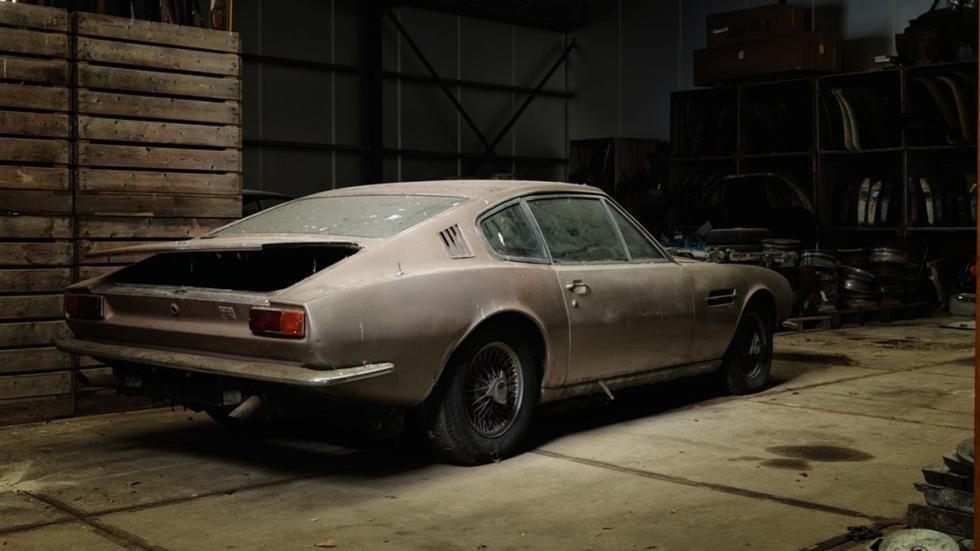 subasta Aston Martin DBS 1968 zaga