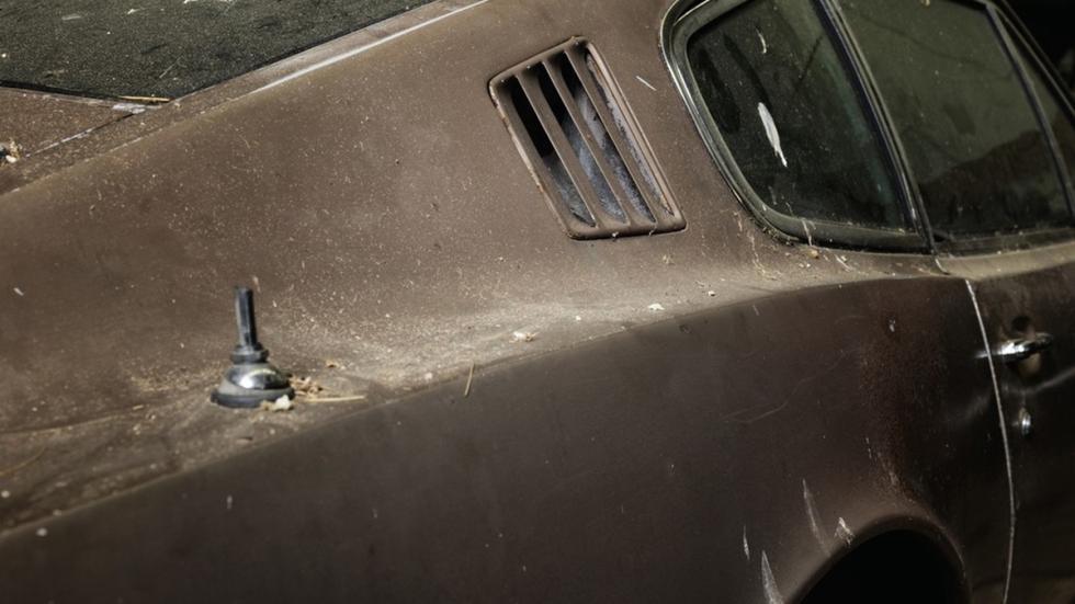 subasta Aston Martin DBS 1968 detalle