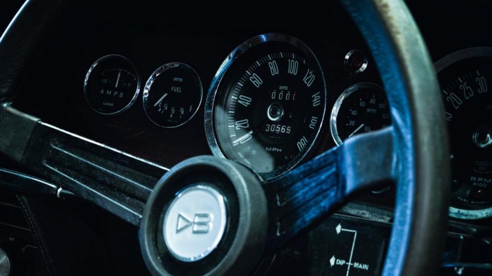 subasta Aston Martin DBS 1968 marcador