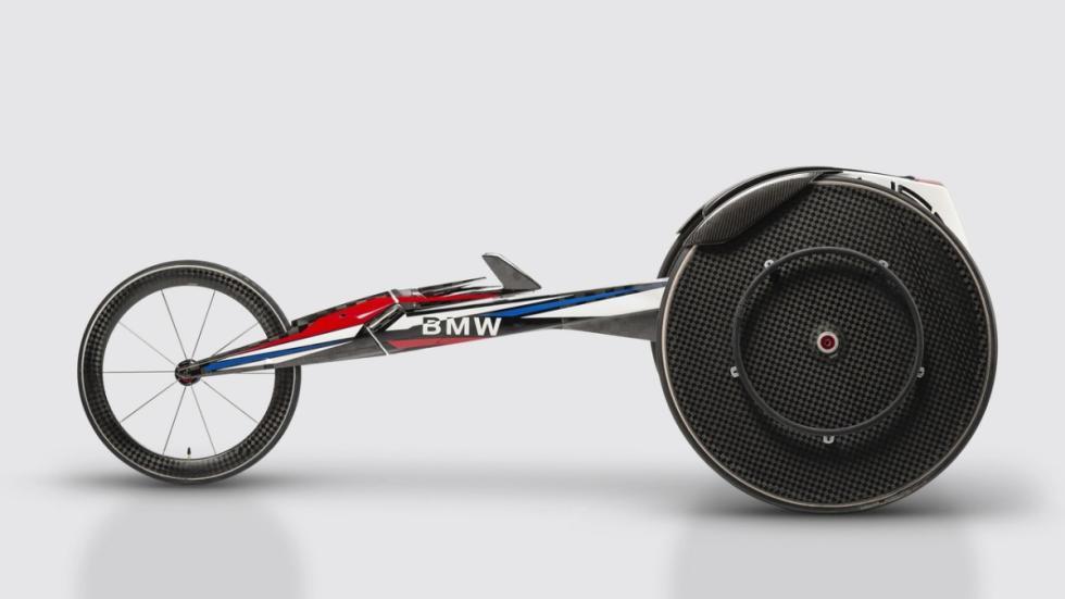 BMW Silla de Ruedas Olímpica