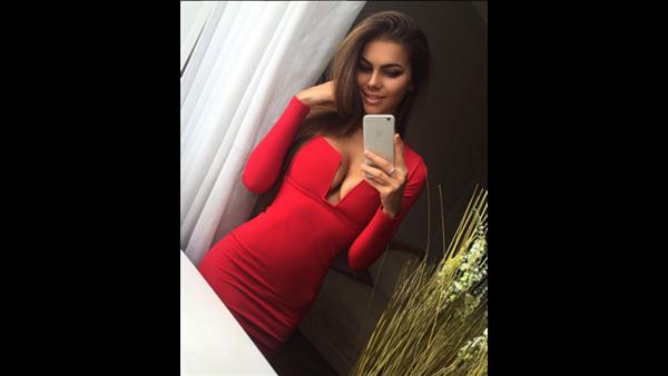 Viki Odintcova, la nueva novia de Fernando Alonso