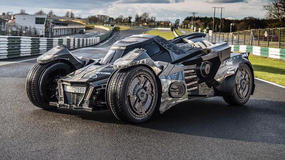 coche más espectacular Gumball 3000 2016