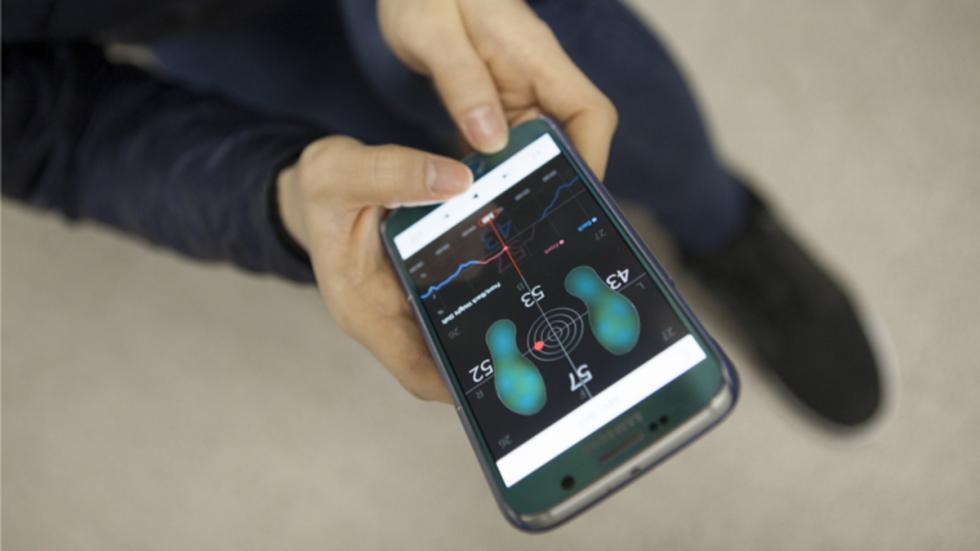 deportivas samsung iofit sensores