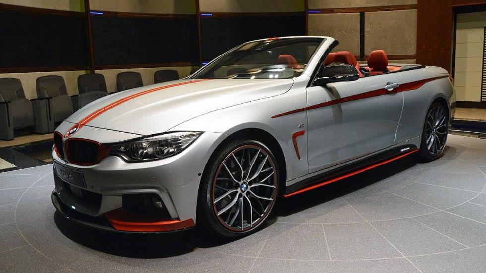 BMW 435i Cabrio M Performance, en imágenes