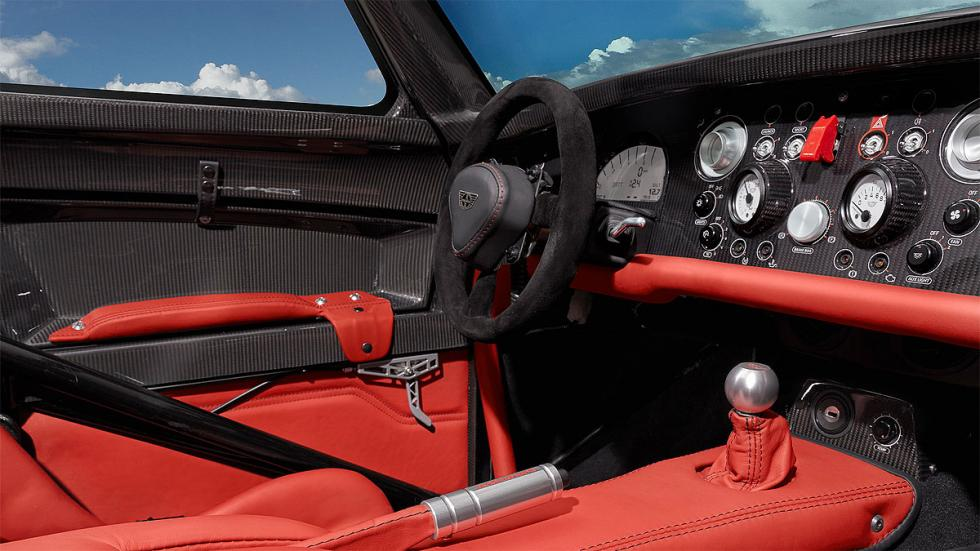 Donkervoort D8 GTO-RS, en imágenes