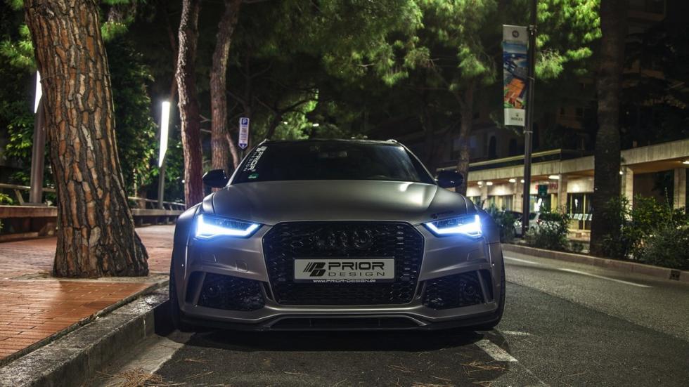 Audi RS6 Prior Design frontal