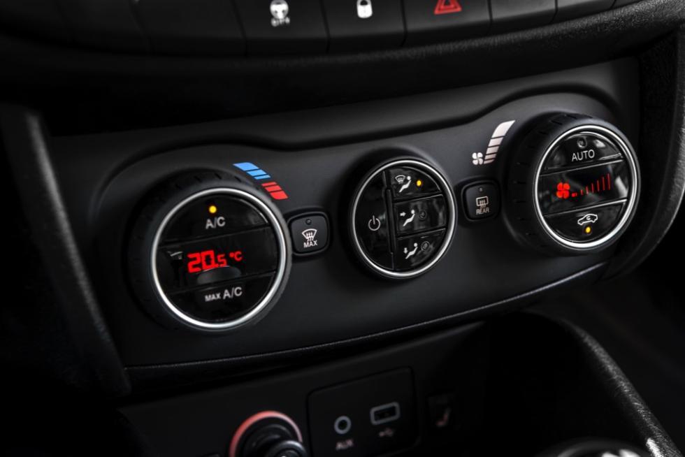 Fiat Tipo de cinco puertas climatizador