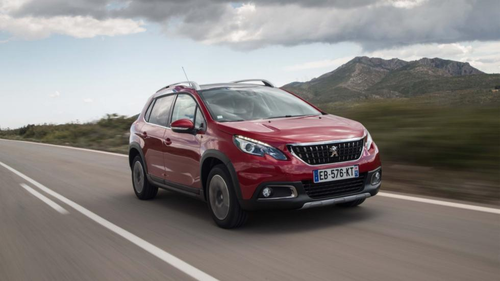 nuevo peugeot 2008 frontal