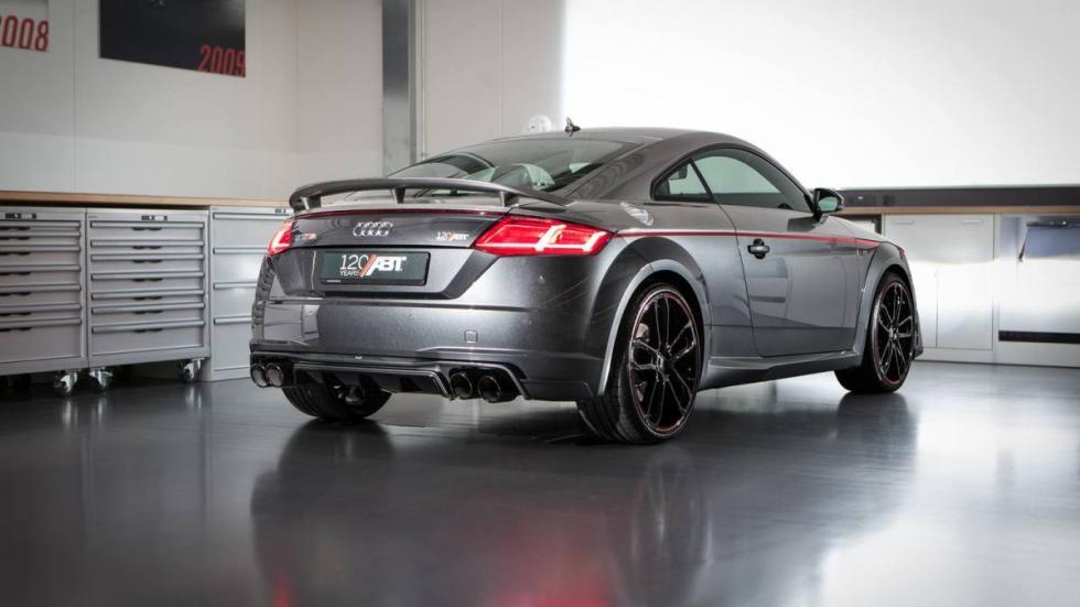 Audi TTS ABT 120 Years Edition