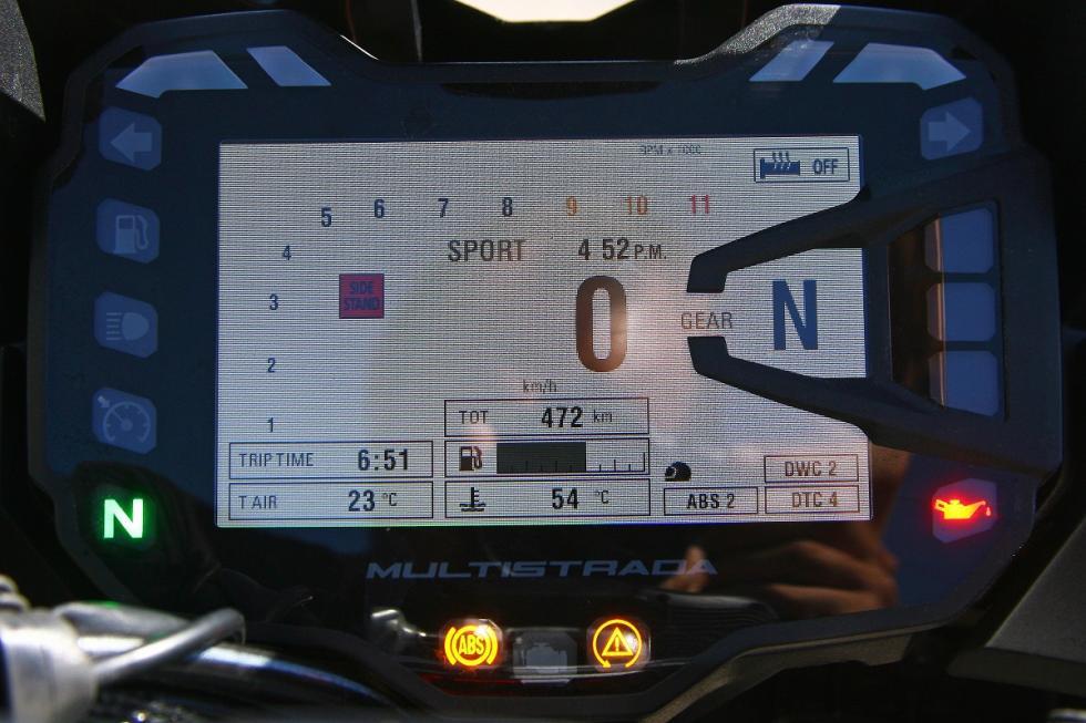 Ducati-Multistrada-1200-Enduro-instrumentación