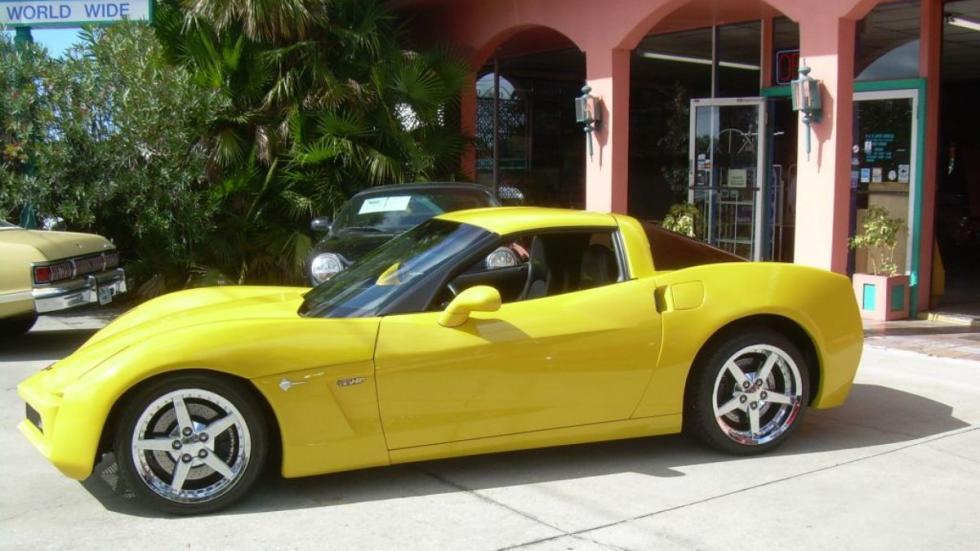 Replica Corvette Stingray Concept
