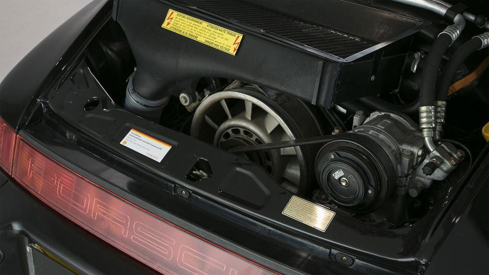 Porsche 964 Turbo Slantnose, en imágenes