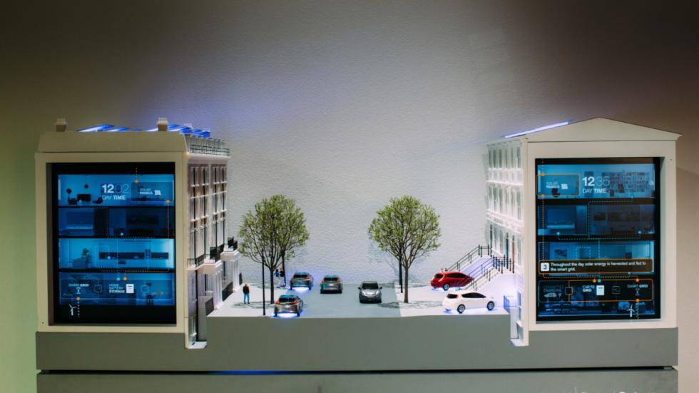 edificio smartgrid