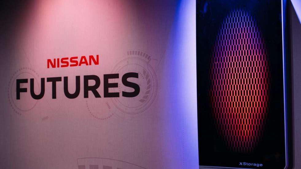 #Nissanfutures