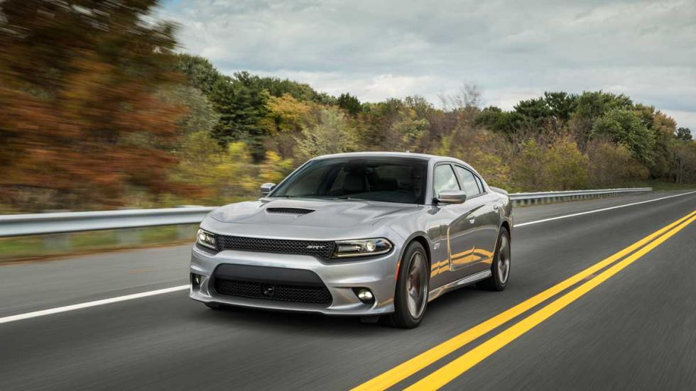 Dodge Charger SRT