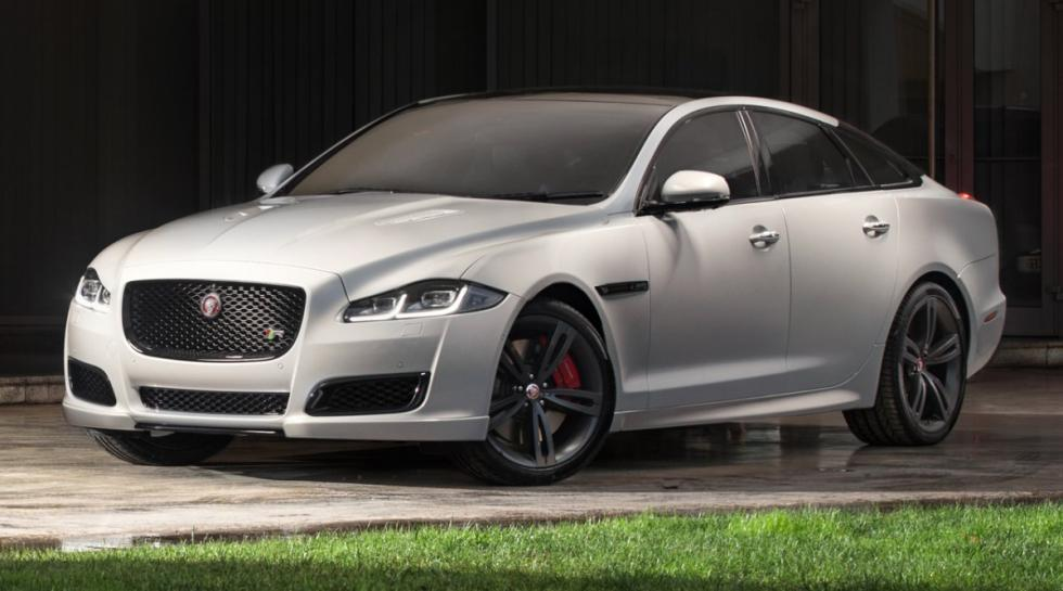 Jaguar XJR 5.0 V8 Supercharged