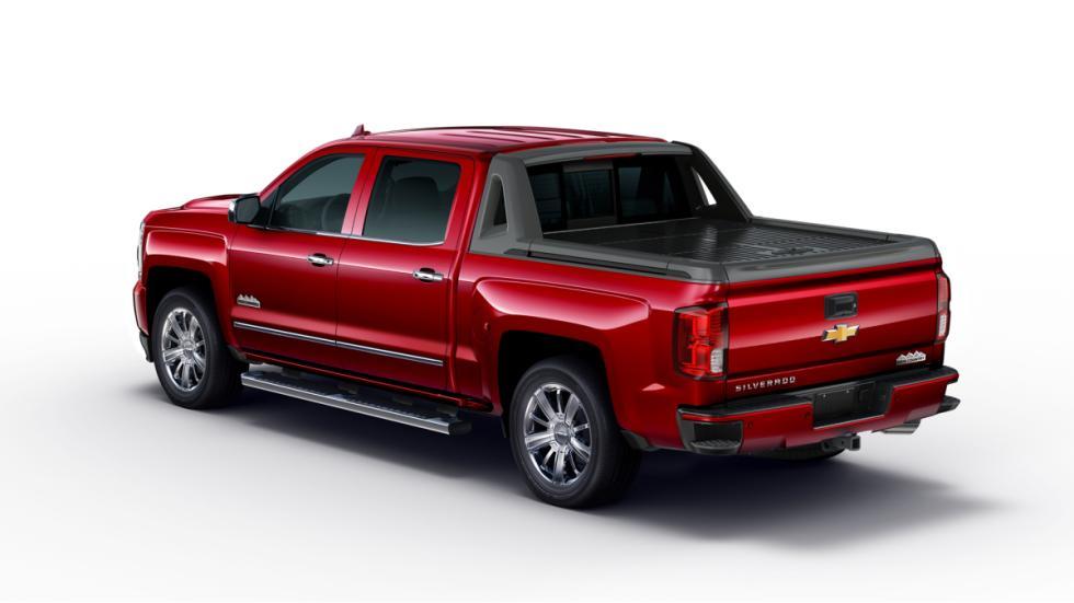Chevrolet Silverado High Desert trasera