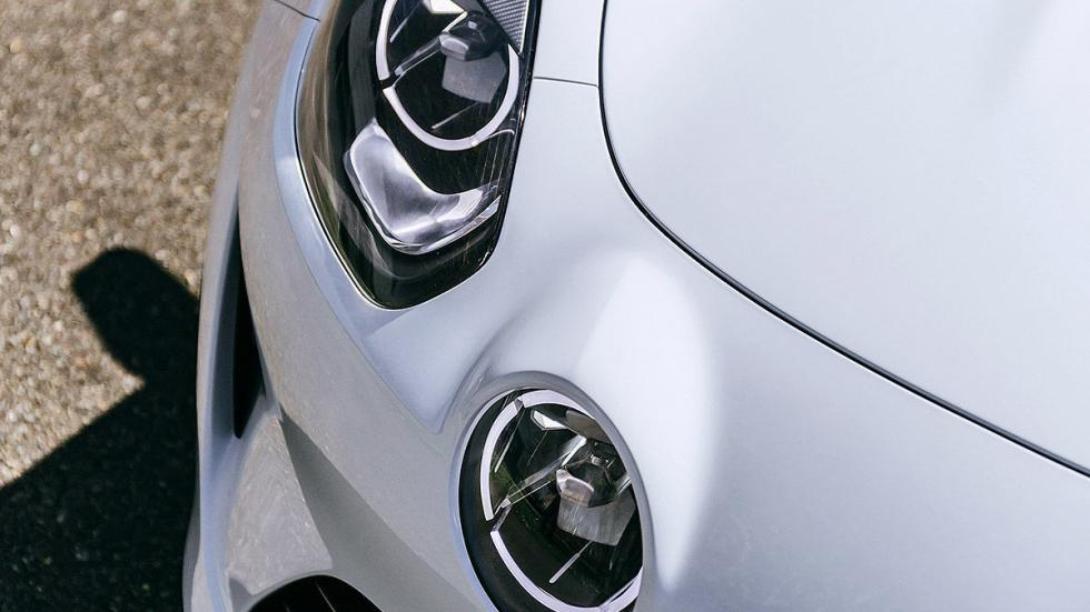 Renault Alpine faro