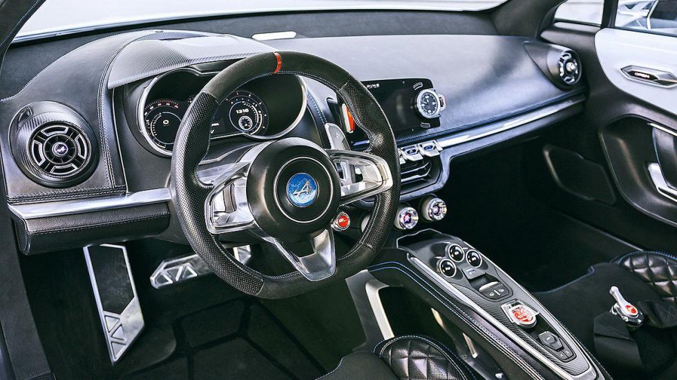 Renault Alpine volante