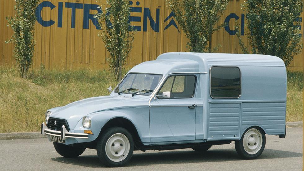 Citroën-Acadiane