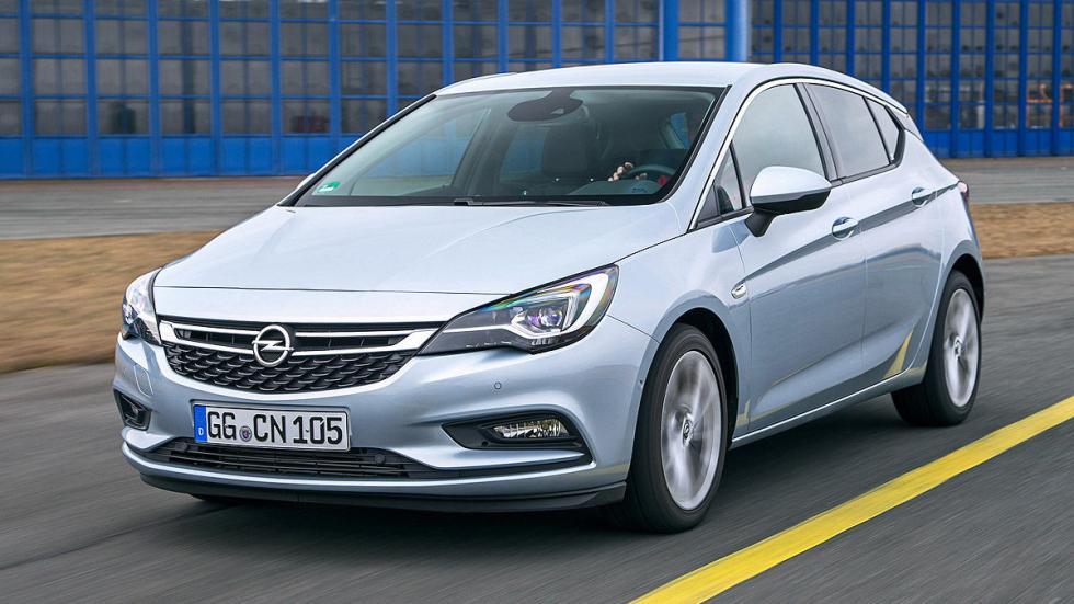 Opel Astra morro