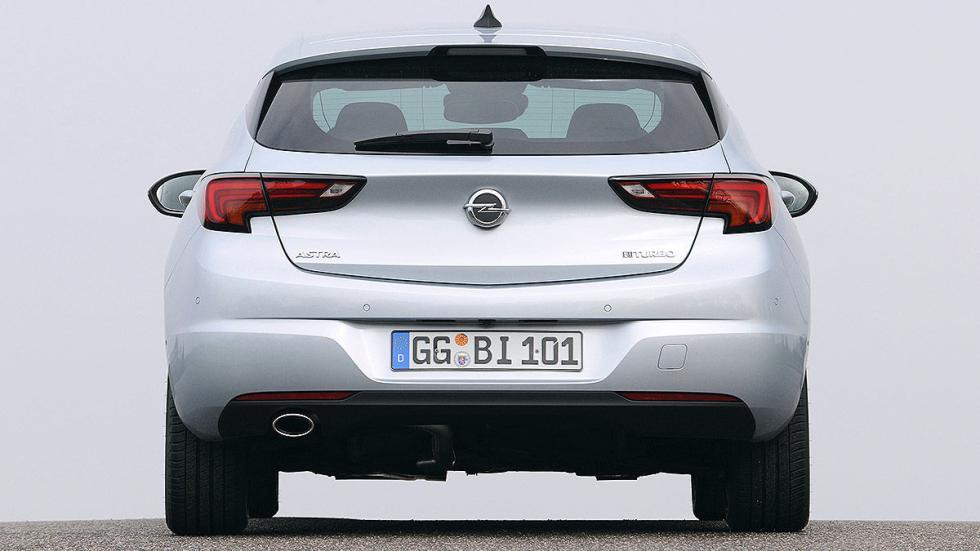 Opel Astra pilotos