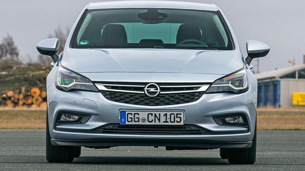 Opel Astra faros
